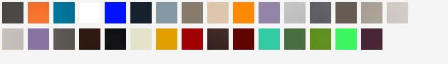Scegli il colore